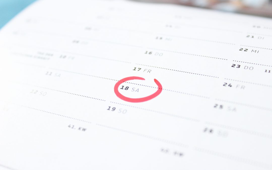Plan Monthly Growth Success With A Marketing Calendar